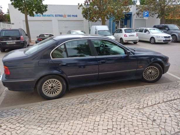 bmw 530 diesel troco ou vendo