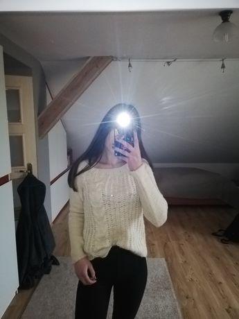 Sweter sweterek stradivarius 36/38 s/m