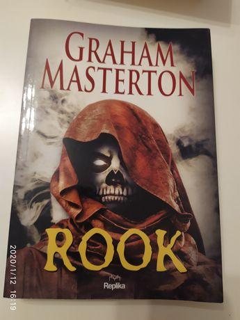 Książka, Rook, Graham Masterton. [ thriller - fantasy ]