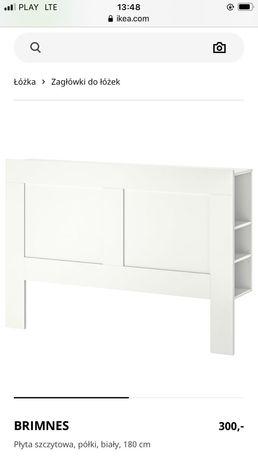 Zagłówek Brimnes IKEA 180 cm