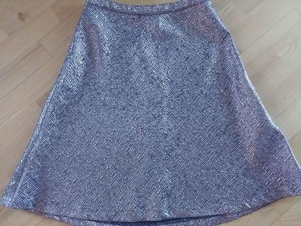 Oryginalna złota spódnica m. Monsoon Fusion r. 38