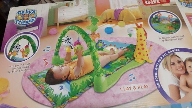 Розвиваючий килимок , развивающий коврик