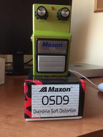 Maxon OSD 9
