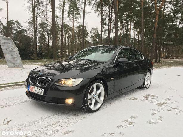 BMW Seria 3 CZARNIUTKA Lalunia Brązowe Skóry 2.5 Benzyna 218 KM Manual CUDOOO