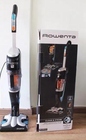 Aspirador Rowenta Clean & Steam   Aspira e lava