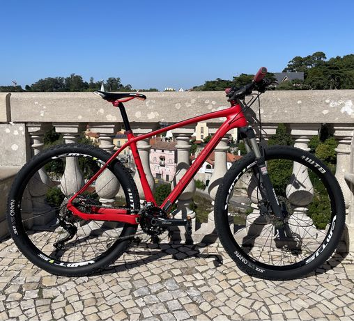 Bicleta BERG Vertex90 Carbono