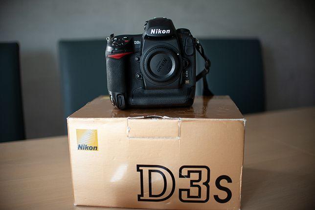 Nikon body D3s pełna klatka