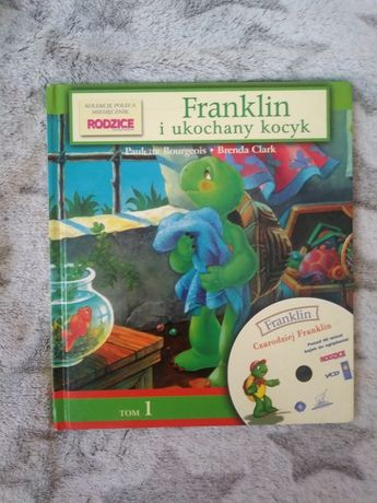 Franklin i ukochany kocyk, j. NOWA