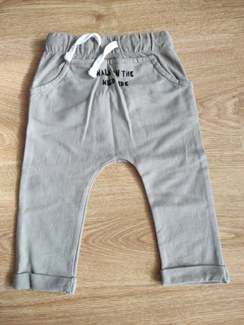 Spodnie dresowe 80 Pepco