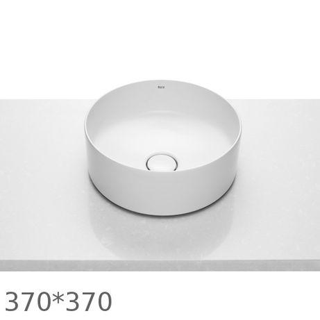 Раковина (накладной умывальник) Roca Inspira Round 37 см