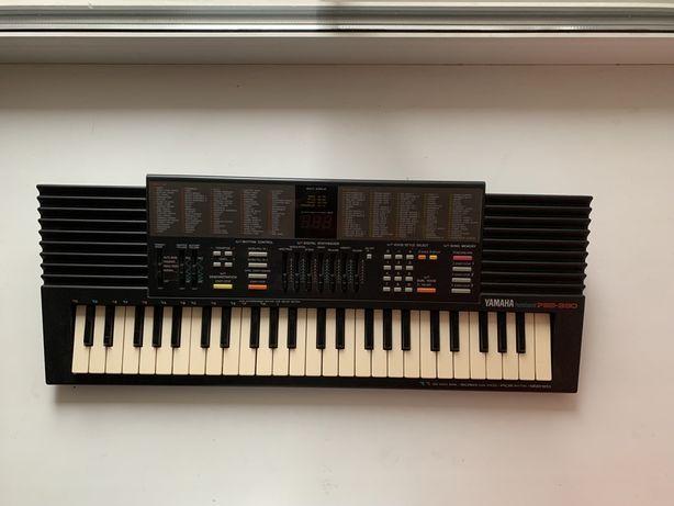 Синтезатор Yamaha PortaSound PSS-390