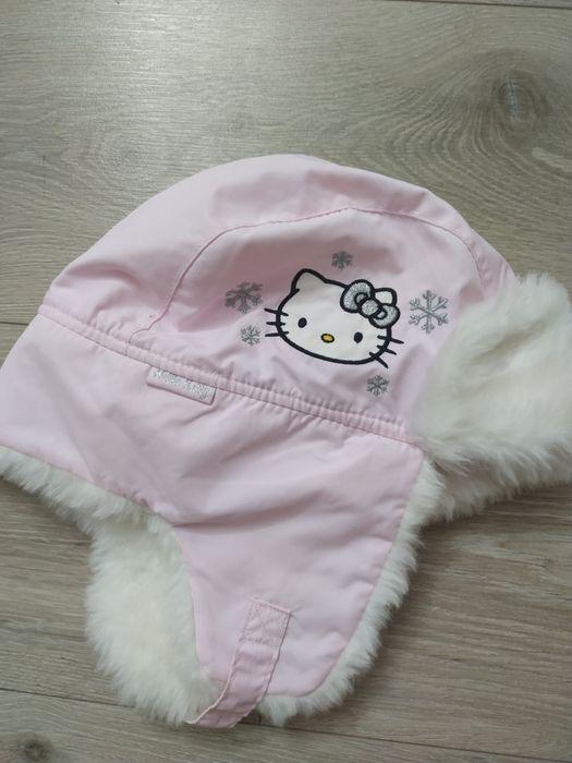 Hello kitty новая шапка Запорожье - изображение 1