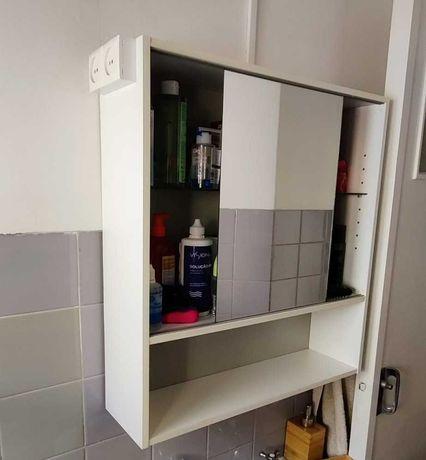 Armário Casa de Banho IKEA c/Espelho