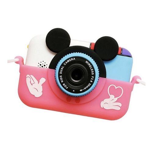 Детский цифровой фотоаппарат Mickey Mouse