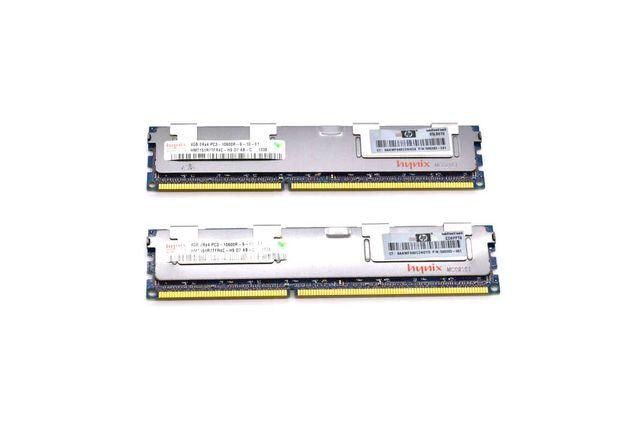 Пам'ять HYNIX HMT151R7TFR4C-H9 D7 AB-C 8GB 4GB+4GB DDR3 1333MHz ECC