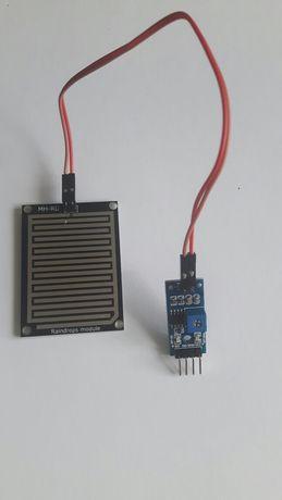 Czujnik deszczu - Arduino, Raspberry Pi