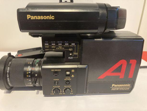 Zabytkowa kamera VHS Panasonic A1
