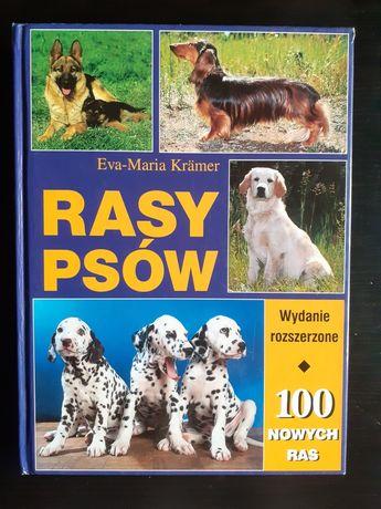 Rasy psów - książka dla hobbystów