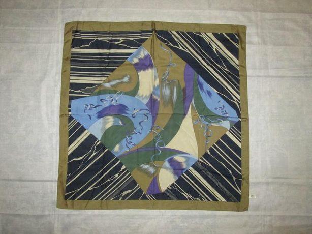 Шелковый платок 100% шелк