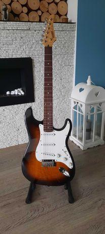 Hohner Professional ST-59 gitara elektryczna (jak Fender stratocaster)