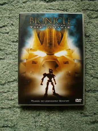 film DVD: Bionicle Maska Światła