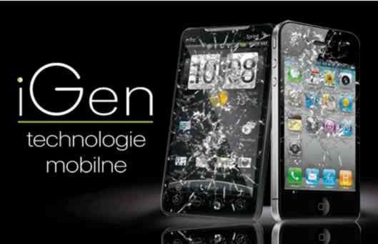 Wymiana szybki Apple IPHONE 6S PLUS Gwar. iGen Lublin + montaż Gr