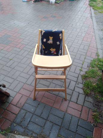 Krzesełko do karmienia dzieci Geuther