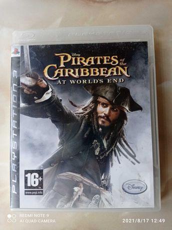PlayStation 3 Piraci z Karaibów