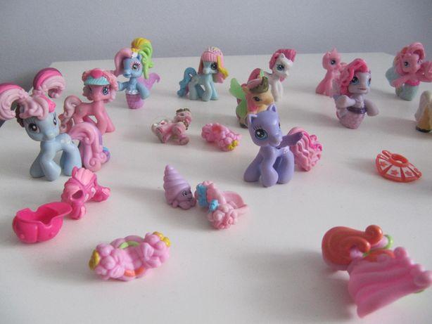 Małe koniki, kucyki pony