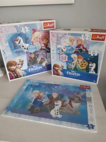 Puzzle Frozen     elsa
