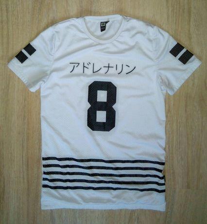 Джерси футболка подростковая в сетку Coolcat хип-хоп стиль