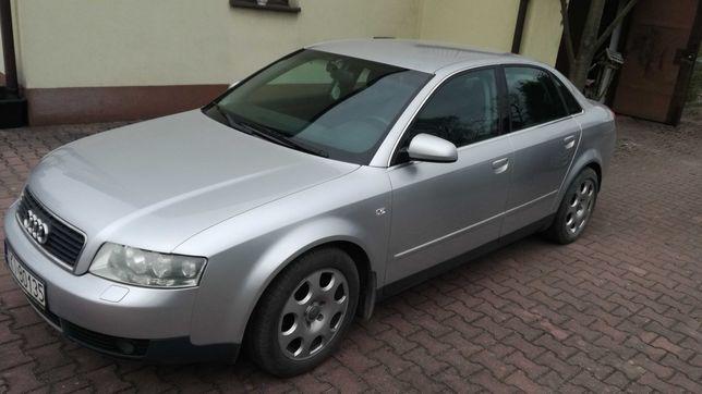 Audi A4 B6 2,4B sedan