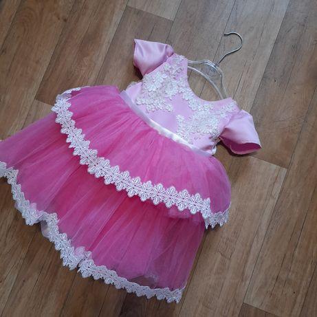 Платье на годик,пышное шикарное платье для года,детская одежда