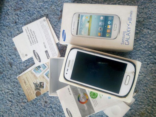 Два телефона Продам Samsung Galaxy S3 mini та Bravo