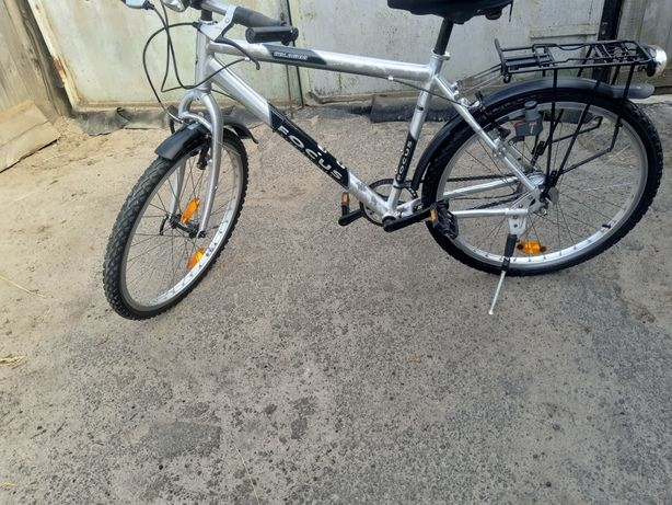 Велосипед Focus Nexus8
