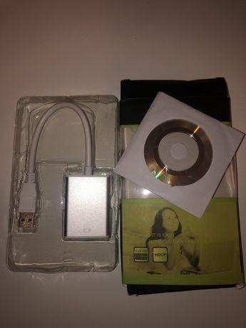 Adapter USB- HDMI
