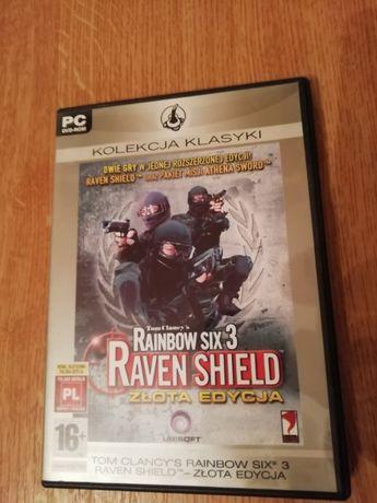 "Gra na PC ""Tom Clancys Rainbow Six 3: Raven Shield Gold Edition"""