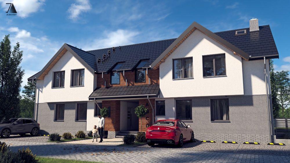 Mieszkanie Bezczynszowe 74,6m2 + ogródek +ul. Królowej Jadwigi Siedlce Siedlce - image 1