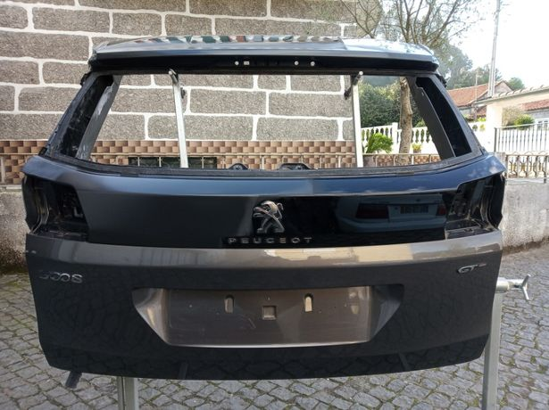 MALA Peugeot 3008 de 2018 cor EVL com símbolos