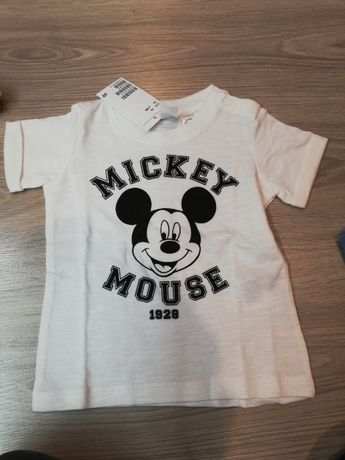 Koszulka chłopięca H&M nowa z metką