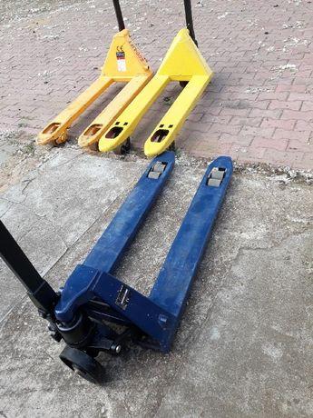 Paleciak, wózek paletowy 115cm, po remoncie