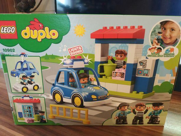 Klocki LEGO Duplo 10902 komisariat policji