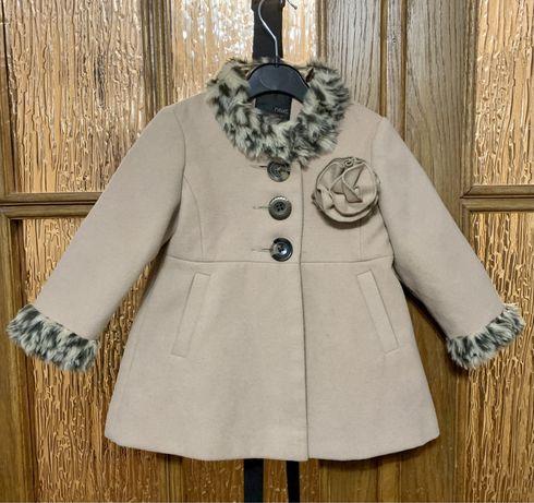 Детское пальто Next, верхняя демисезонная одежда, куртка