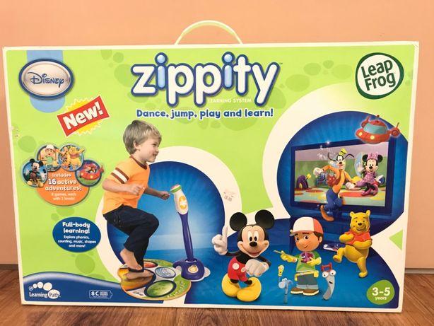 """Развивающая Игра Disney Zippity """"NEW"""" 8 Игр. 3-5 Лет. Оригинал из США!"""