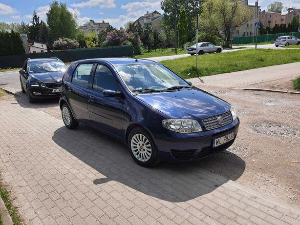 Fiat Punto Salon Polska 81 tys. przebieg oryginalny!