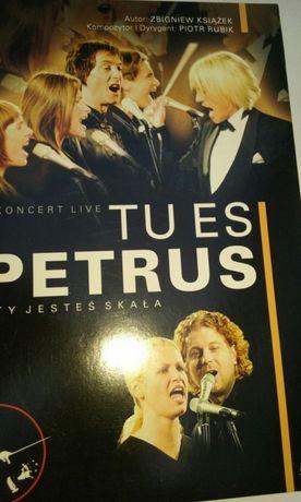 Tu Es Petrus - koncert live