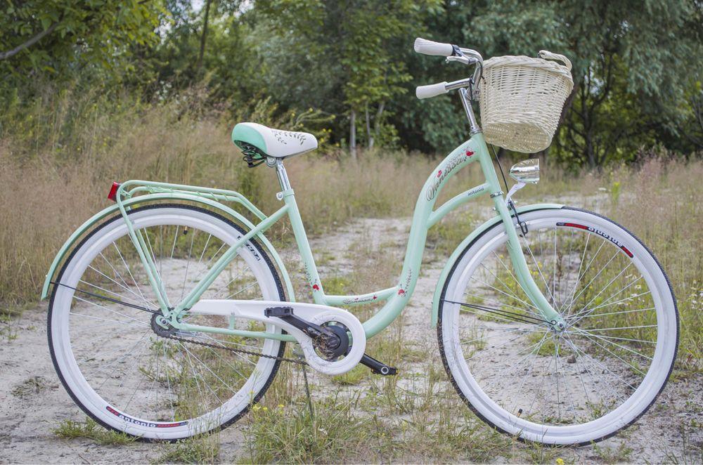Велосипед женский прогулочный городской 3 передачи
