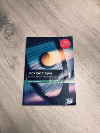 podręcznik do klasy pierwszej technikum/liceum