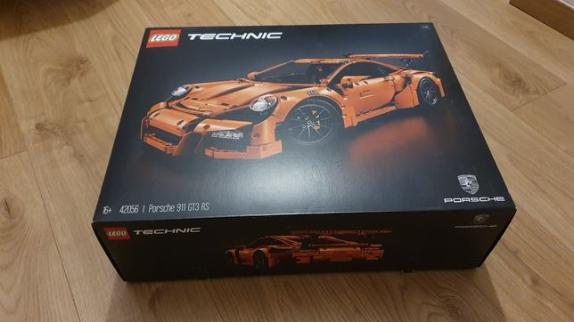 Lego Technik 42056 Porsche 911 GT3 RS unikat