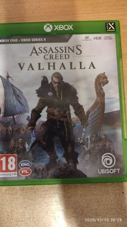 Assassins creed valhala XBOX ONE/SERIES X/S